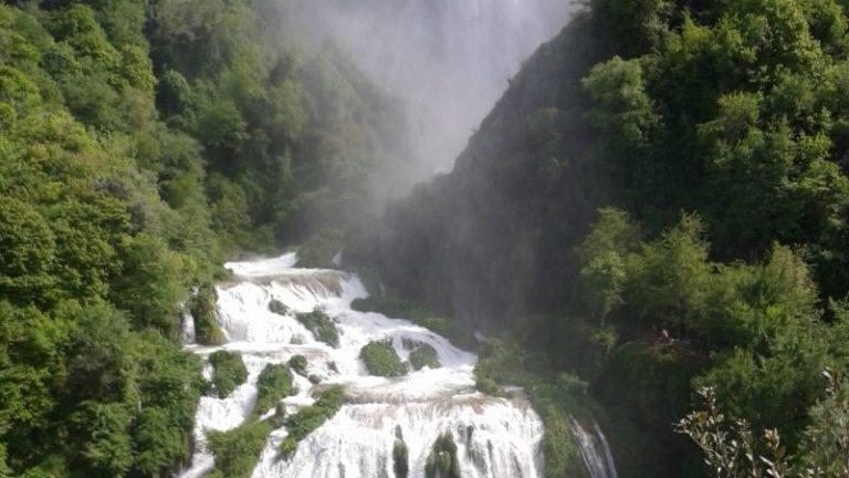 cascata fronte 1 maggio 2014